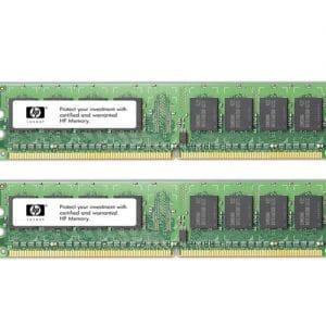 رم سرور اچ پی RAM Server HP DDRII PC-5300 4GB