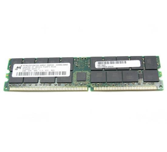 رم RAM Server HP DDR PC-32004GB