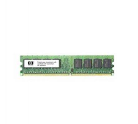 مشخصات فنی رم سرور اچ پی 2GB PC3-10600 500656-B21 - Product Type: RAM memory - Capacity: 2 GB - Memory Type: DDR3 SDRAM - DIMM 240-pin - Upgrade Type: System specific - Data Integrity Check: ECC - Speed: 1333 MHz ( PC3-10600 ) - Latency Timings: CL9 - Features: Dual rank , registered - Form Factor: DIMM 240-pin