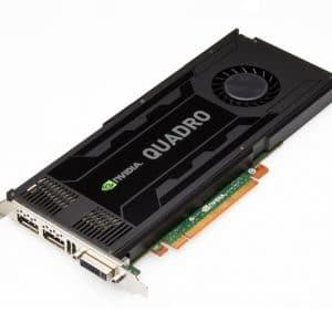 کارت گرافیک پی ان وای Quadro K4000 3GB DDR5