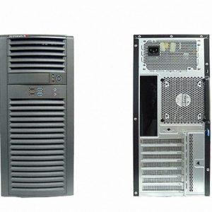 کیس سرور سوپرمایکرو CSE-732D4-500B