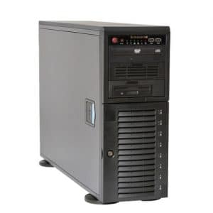 Case Server CSE-743TQ-1200B-SQ