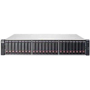 ذخیره ساز تحت شبکه اچ پی MSA 2040