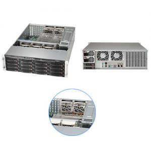 Case Server CSE-836BE26-R920B