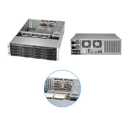 Case Server CSE-836BE26-R920B
