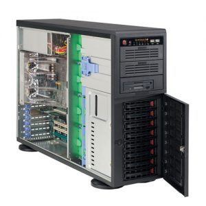 Case Server CSE-743TQ-865B-SQ