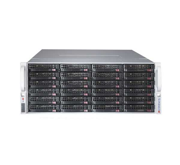 کیس سرور رکمونت سوپر مایکرو SC847BE1C-R1K28LPB
