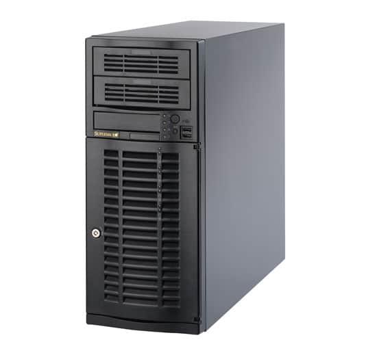 Case Server CSE-733TQ-665B