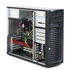 Case Server CSE-733TQ-500B