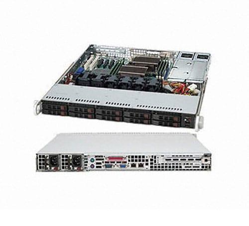 Case Server CSE-113TQ-563CB
