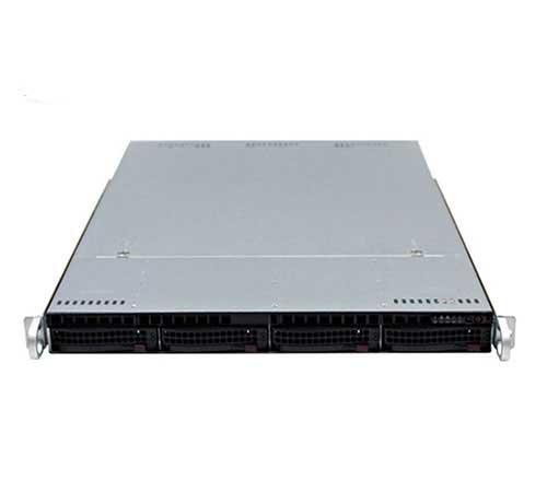 سرور سوپرمایکرو 813T-441CB 4x4GB